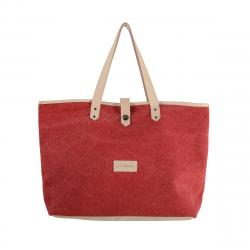 Harbor Shopping Bag Red 1