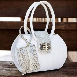Porto Mannu Bag - white 1