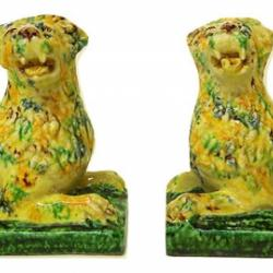 Bonechi Imports Tuscan ND Dolfi Lion Candlestick, Set of 2 _