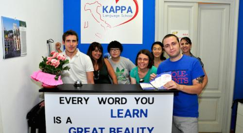 Kappa Language School - Every Word You Learn Is A Great Beauty To Us