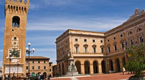 Recanati, learn italian in Italy, summer courses, study in Recanati, Study in Italy