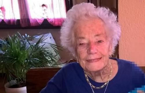 Pierina Quagliatti 102-year-old recovers from covid19