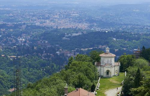 Sacred Mountain of Varese Unesco site