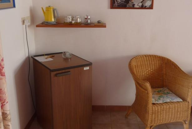 Room equipment at Limoneto Siracusa