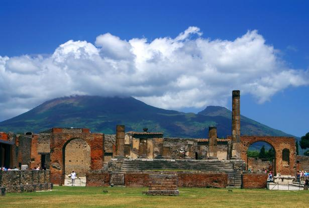 Archaeological Areas of Pompeii