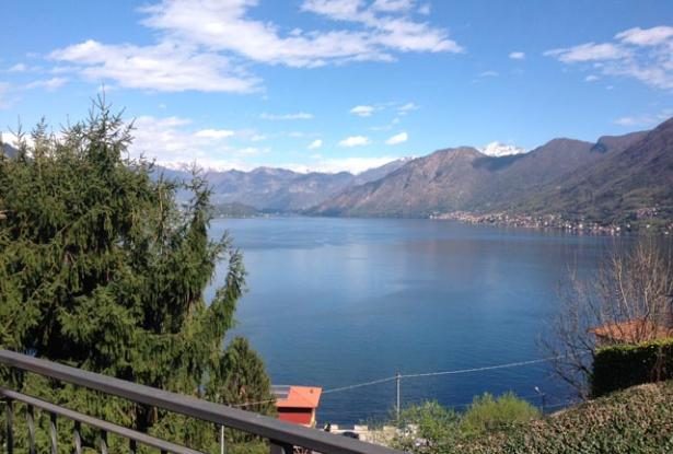 Apartment with Garden and Lake Como View  2