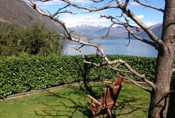 Apartment with Garden and Lake Como View  3