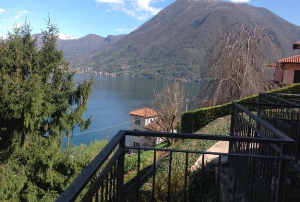 Apartment with Garden and Lake Como View  4