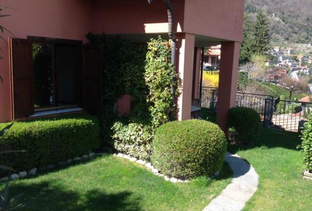 Apartment with Garden and Lake Como View  5