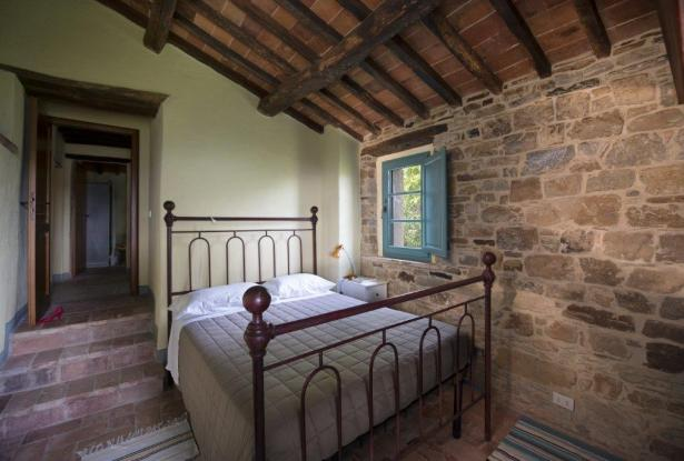 Restored Country Home for sale in Tuscany near Arezzo Ref. TCR-004  13