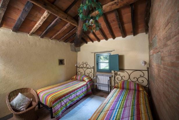 Restored Country Home for sale in Tuscany near Arezzo Ref. TCR-004  14
