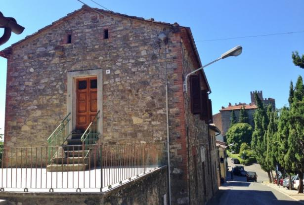 Parrano, townhouse with terrace and garden rif. OR852M 0