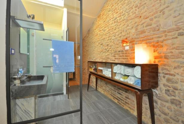 Fascinating loft in the historic centre rif. CDP587M 12
