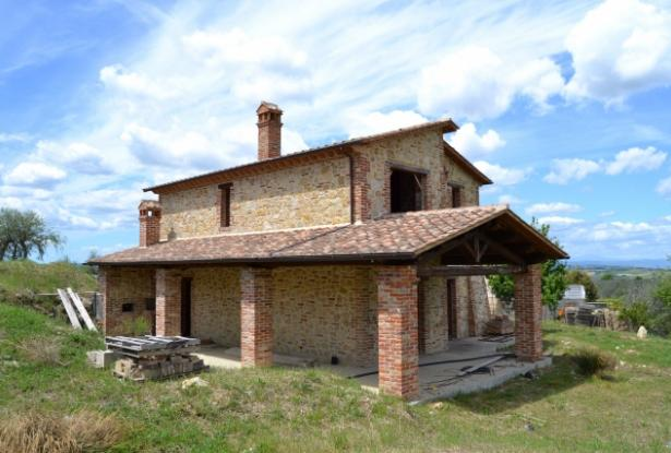 Orvieto, Montecchio, farmhouse to be finished with land rif. or690m 0