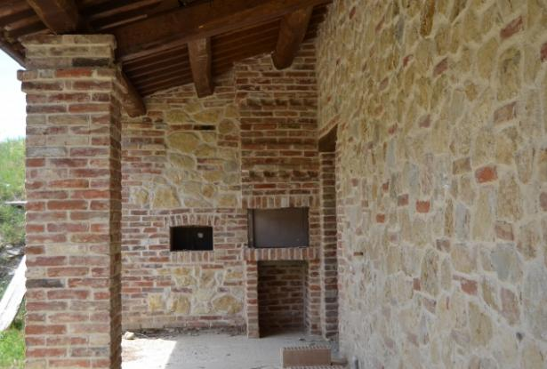 Orvieto, Montecchio, farmhouse to be finished with land rif. or690m 5