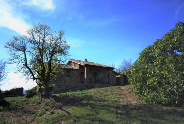 Fascinating 15th century farmhouse in splendid position OR6029M 2