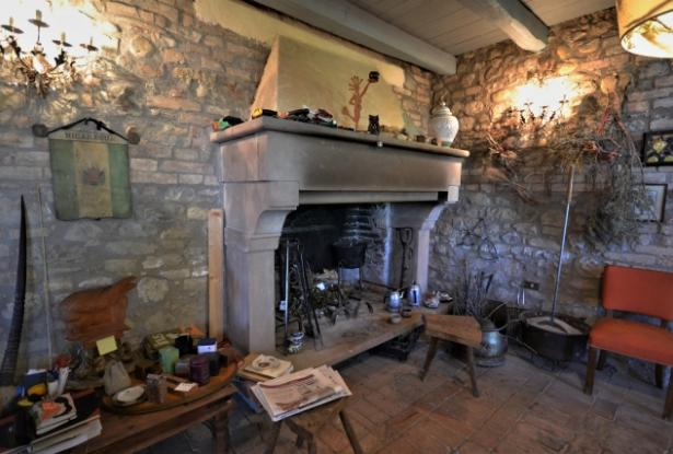 Fascinating 15th century farmhouse in splendid position OR6029M 7