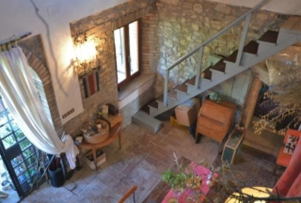 Fascinating 15th century farmhouse in splendid position OR6029M 8