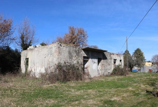 Building plot with land near Casoli