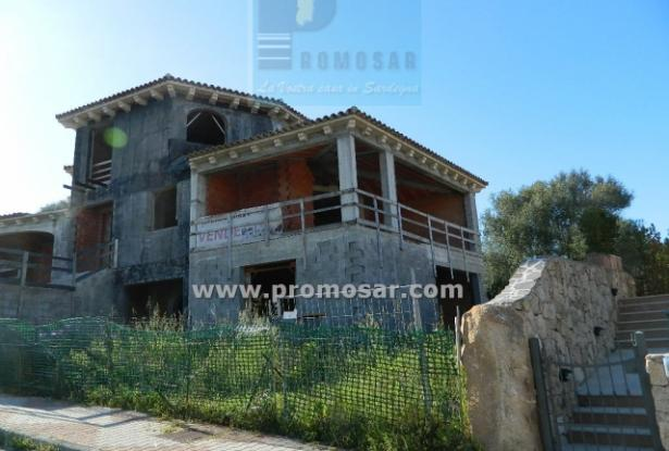 New large Villa in Sardinia Cannigione 10