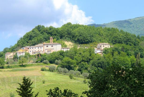 Monastery From The 1600s Turned Into a Boutique Hotel, Le Marche 9