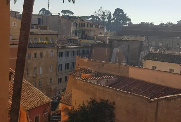 Roma - Piazza di Spagna - stunning top floor apartment with terraces- ref 10r  17