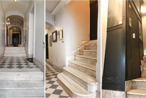Roma - Piazza di Spagna - stunning top floor apartment with terraces- ref 10r  9