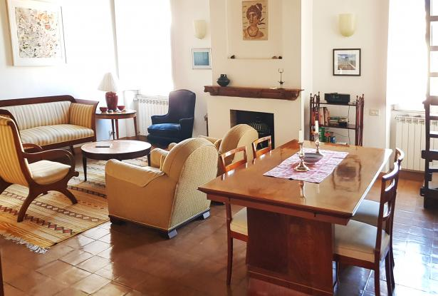 Roma - Piazza di Spagna - stunning top floor apartment with terraces- ref 10r  2