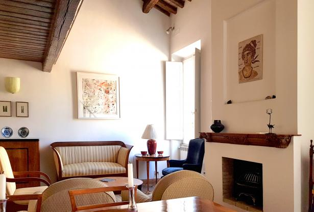 Roma - Piazza di Spagna - stunning top floor apartment with terraces- ref 10r  3