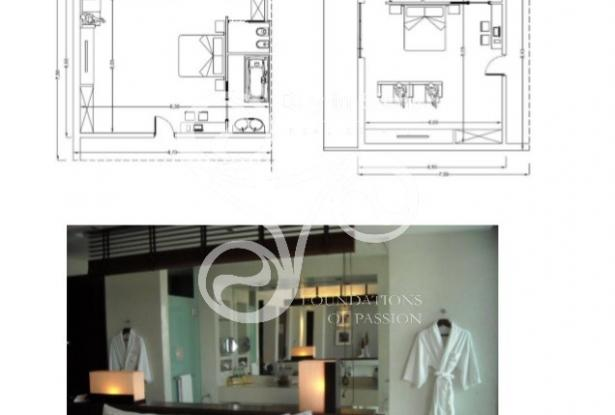 Plot with approved project for build Hotel, Marina di Ragusa (Rg) 046-20 24