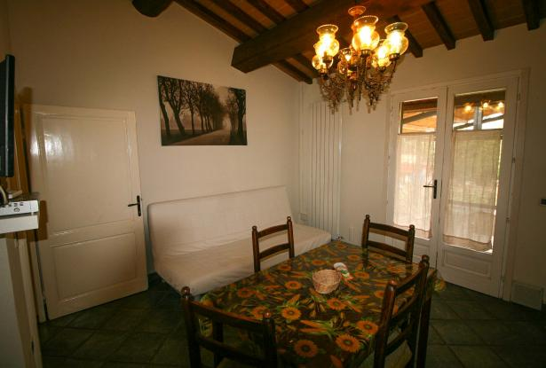 Small villa with 1500 square meters of land in the Castagneto Carducci countryside 9