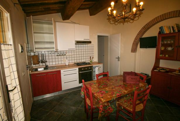 Small villa with 1500 square meters of land in the Castagneto Carducci countryside 24