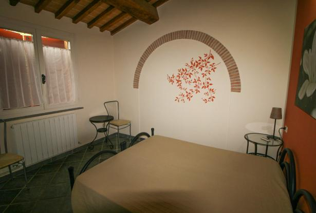 Small villa with 1500 square meters of land in the Castagneto Carducci countryside 30