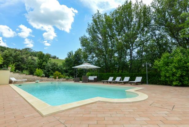 Premium Country Home With Outstanding 180° Views, Le Marche 2