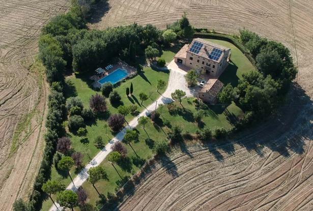 Premium Country Home With Outstanding 180° Views, Le Marche 34