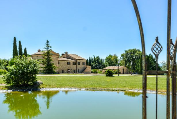 Monastery Near Treia With Golf Course And Pool, Le Marche 38