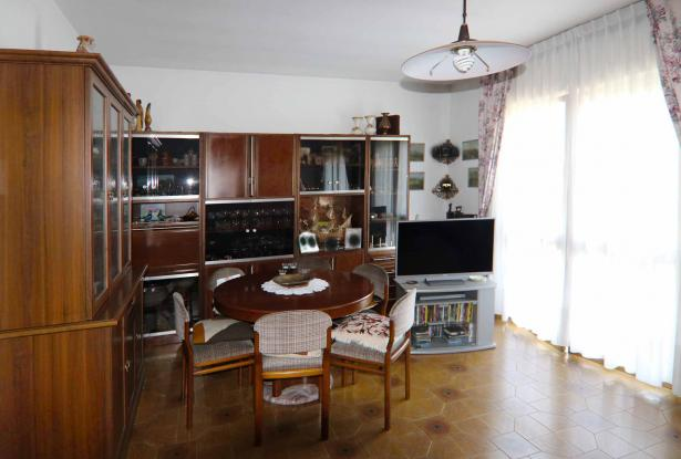 Donoratico, in the Tuscan countryside single house of two apartments with olive grove 23