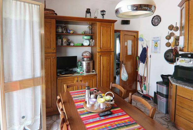 Donoratico, in the Tuscan countryside single house of two apartments with olive grove 26