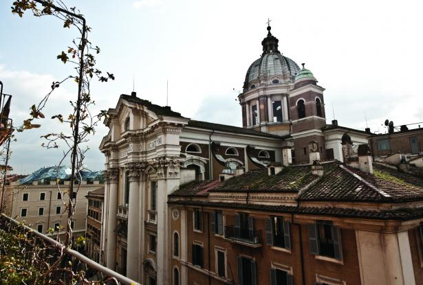 Penthouse in the historical center of Rome 15