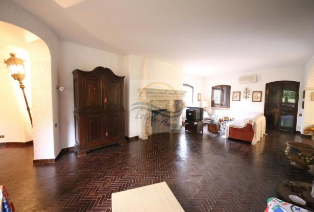 A866 Villa for sale in Bordighera, via Romana  9