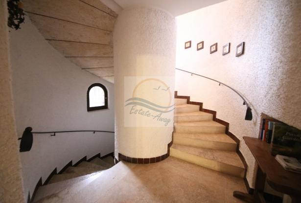A866 Villa for sale in Bordighera, via Romana  17
