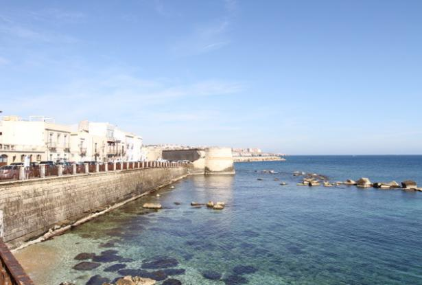 Ortigia, prestigious 2 bedroom apartment. ref 4s 18