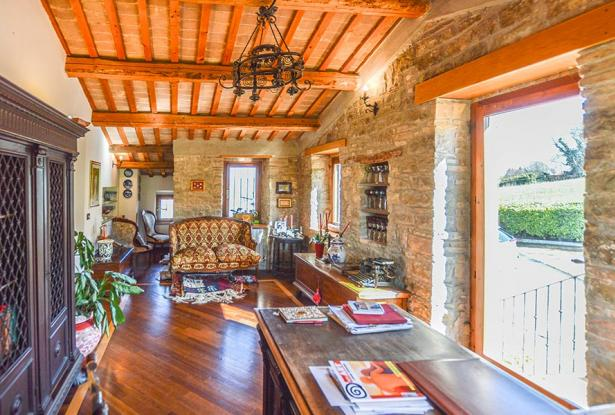 Cozy Stone Farmhouse With Outbuildings in the Marche hills 20