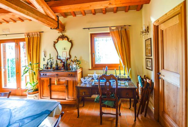 Cozy Stone Farmhouse With Outbuildings in the Marche hills 27