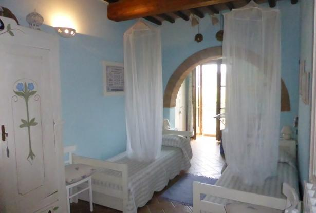 Apartment in farmhouse with shared swimming pool - Gambassi Terme/San Gimignano 8