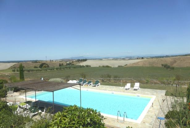 Apartment in farmhouse with shared swimming pool - Gambassi Terme/San Gimignano 3