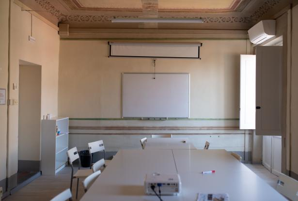 equipped classrooms
