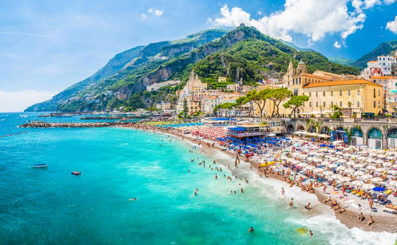 Exploring The Enchanting Seaside Villages Of Italy S Famed