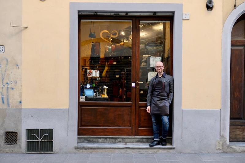The Last of the Leather Artisans in Florence: Cuor di Pelle