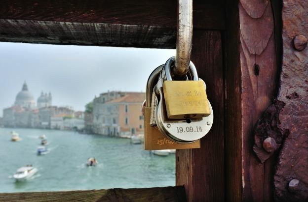 Accademia Bridge Venice